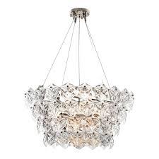 viz glass overture medium chandelier glass animals drummer viz glass viz glass lulu chandelier
