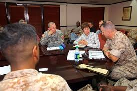 u s department of > photos > photo essays > essay view u s army col al swanda chief of the joint u s military advisory group to