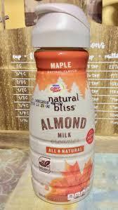 Lucerne white chocolate mocha coffee creamer. Coffee Mate Natural Bliss Almond Milk Creamer Page 1 Line 17qq Com