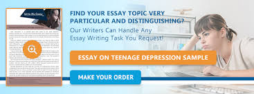 cause and effect on teenage depression write my essay to write my essay on this topic we need to be aware that teenage depression is quite common nowadays