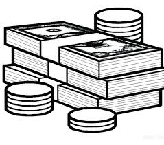 Money Coloring Sheet Money Coloring Sheets Money Coloring Pages