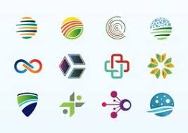 logo design vector art icons and