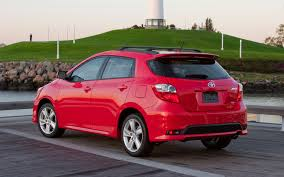 2011 Toyota Matrix S AWD First Test - Motor Trend