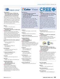 Civilight Shenzhen Semiconductor Lighting Co Ltd Leds Magazine January 2014 Page 105