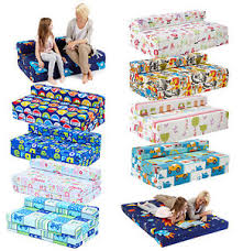 kids chair bed. Contemporary Bed Image Is Loading ChildrensKidsDoubleGuestFoldingZChairBed Throughout Kids Chair Bed C