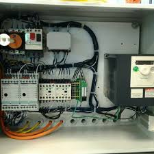 electric panel box & synchronization panel manufacturer from ahmedabad how to wire a breaker box video at Electrical Panel Box Wiring