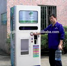 Coin Vending Machine For Water
