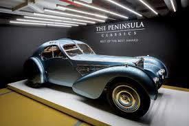 Winner of many global concours, exceptionally rare, incredibly valuable, and stunning to look at. Award Winning 1936 Bugatti Type 57sc Atlantic Incarnation Of The Art Deco Spirit Xerjoff Magazine