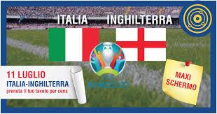 Libreria Liberrima - ITALIA - INGHILTERRA Domenica 11 LUGLIO 2021 ore 21,00  da Liberrima, a Lecce nel centro storico. A cena con la FINALE degli  Europei di calcio con il MAXISCHERMO! Prenota