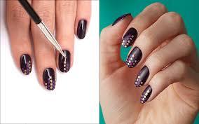 beginner nail art designs no tools