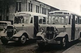 「1924年 - 東京市で市営バス(現在の都営バス)が運行開始。」の画像検索結果