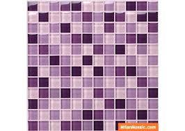 purple glass tile purple blend crystal mosaic tile mg purple glass tile bathroom