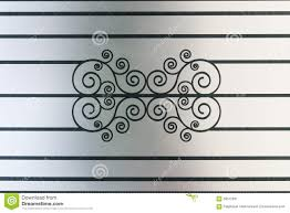 Frosted Glass Designs Design Pattern Texture On Frosted Glass Wall Stock Photo Image