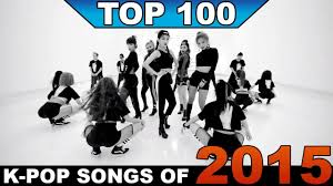 The Ultimate Top 100 K Pop Songs Of 2015 Year End Chart