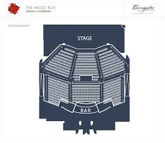 The Music Box Borgata Seating Chart 24 Meticulous Borgata Music Box Seating