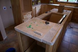 best ceramic tile kitchen countertops