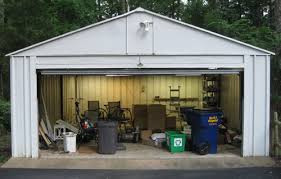 open garage doorWere Taking On Some Major Garage Cleaning This Weekend Whos