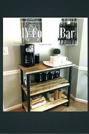 coffee bar for office. Coffee Bar Furniture Office Kitchen Used Shop Ideas Decorating Work For T