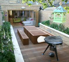 Small Picture Contemporary garden storage patio contemporary with paved garden