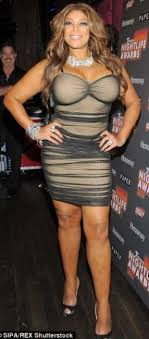 Wendy Williams Size Chart Wendy Williams Weight Height And Age Body Measurements