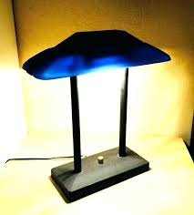 bankers desk lamp blue green desk lamp shade traditional lamps best vintage banker table bankers tab