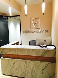 law firm decor ideas law office decor ideas connor and connor law offices reception desk small