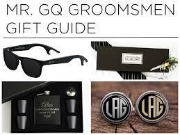 groomsmen gift guide mr gq