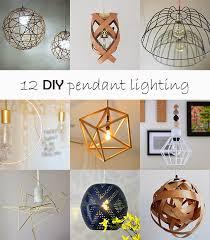 diy pendant lighting. DIY Monday # Pendant Lighting Diy