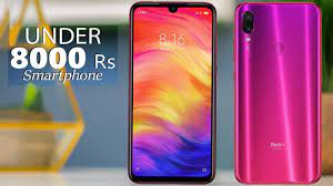 TOP 5 Best Smartphone Under 8000 In India 2019 - YouTube