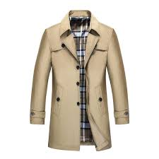 2018 mens trench coat male blazer designs slim fit business casual suit jacket spring autumn trench jackets windbreaker plus size 9xl from cyril03