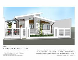 bungalow house floor plan philippines beautiful designer house plans with s and interesting bungalow house plan