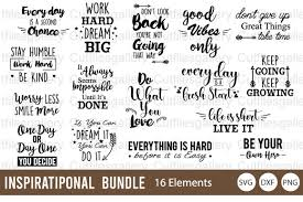 ✓ free for commercial use ✓ high quality images. Inspirational Bundle Graphic By Cutfilesgallery Creative Fabrica