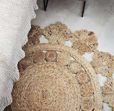 round rugs ikea flagrant black wall can beauty inside absor braided seagrass rug for ing decor