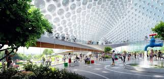 google office california. Designed By Thomas Heatherwick And Bjarke Ingels, The Company\u0027s New California Headquarters Are Glass Domes Set In A Supercharged Pastoral Dream \u2013 With WiFi Google Office