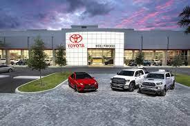 Toyota of Hollywood FL | Toyota Dealership in Hollywood, FL
