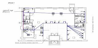 Курсовая работа Расчет структурированной кабельной системы  Вертикальная подсистема