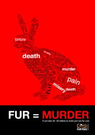 fur is murder fur is pain fur is suffering fur is cruelty don fur is murder fur is pain fur is suffering fur is cruelty animal abuse stopanimal