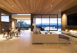 Gallery of Woodslatceiling Interior Design Ideas Inspirations Contemporary  Wood Ceiling Gallery Slat