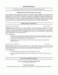 property manager resume samples of managers  seangarrette coproperty manager resume samples of managers retail management resume examples for summary
