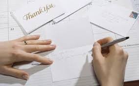 How To Write A Thank You Letter For A Donation Delight Donors And Volunteers With Hand Written Thank You Notes