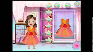 Game Thời trang em bé - Baby Emma Bridesmaid Outfits - Game Vui