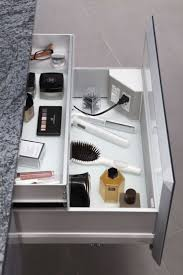 bathroom drawer organization: in the drawer electrical outlets for bathroom drawers amp vanities help keep your space neat organized and useful more