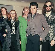 Glam rock star of the 1970s who became a hit producer as well as a trailblazer in ambient, experimental music, and electronica. Gaycultureland Roxy Music Part 1