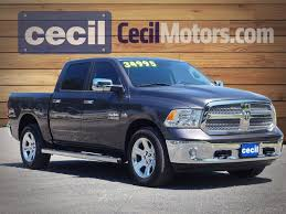 PRE-OWNED 2018 RAM 1500 LONE STAR 4WD