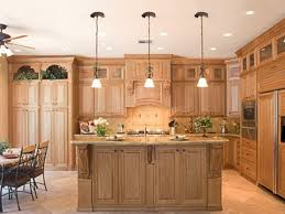 Natural Cherry Cabinets Kitchen Youngsville Cabinet Company Natural Cherry Cabinets In
