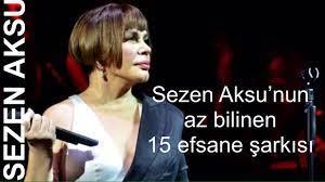 Sezen Aksu'nun bilinmeyen 15 efsane şarkısı - YouTube