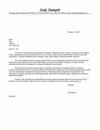 Application Cover Letter For Resume Cover Letter Beste