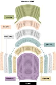 Seating Charts The Smith Center Las Vegas Seating Charts