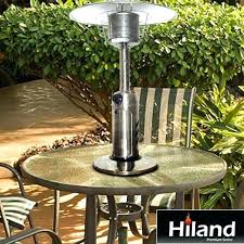 propane patio heater with table.  Table Outdoor Tabletop Patio Heater Garden Sun  Table  For Propane Patio Heater With Table