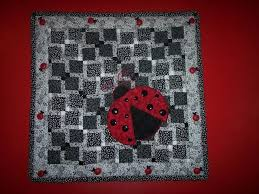 227 best ladybug quilt images on Pinterest | Lady bug, Ladybug and ... & Ladybug Quilt Pattern | The pattern for the Ladybug quilt was offered as a  Quilt- Adamdwight.com